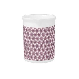 geometrische patronen drink pitcher