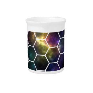 geometrische ruimte drank pitcher