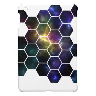 geometrische ruimte iPad mini cover