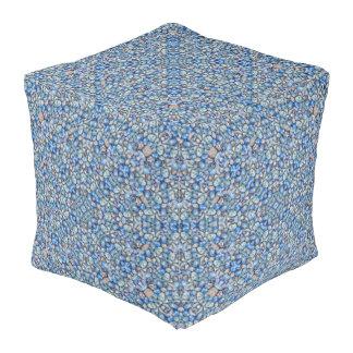 Geometrische Versierd Luxe Vierkant Zitkussen