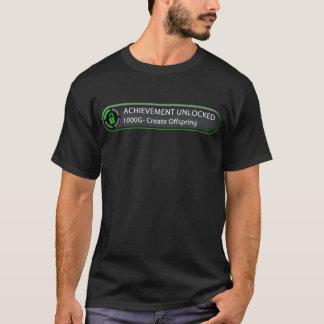 Geopende de voltooiing Creëer Nakomelingen T Shirt