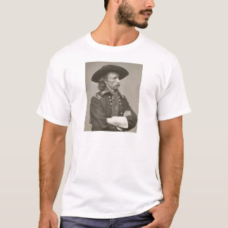 George Armstrong Custer T Shirt