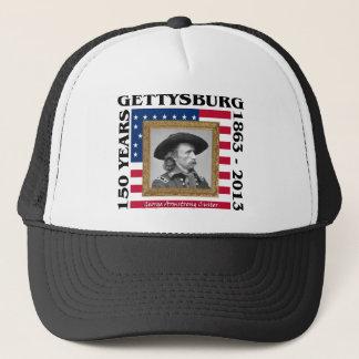 George Custer - 150ste Jubileum Gettysburg Trucker Pet