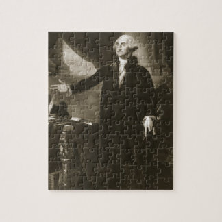 George Washington, 1st President van Verenigde Sta Puzzel