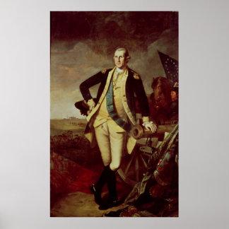 George Washington in Princeton, 1779 Poster