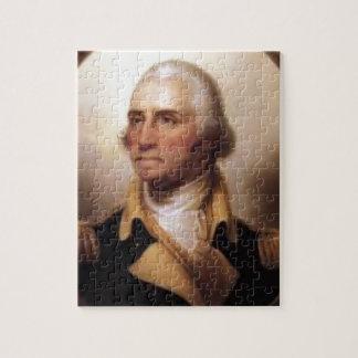 George Washington Legpuzzel