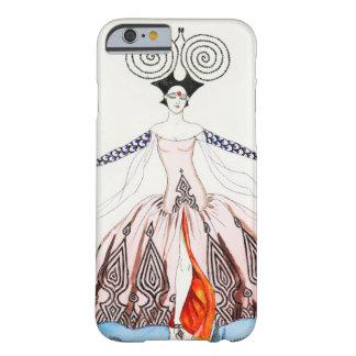 Georges Barbier iPhone 6 van de Mode van het Art d Barely There iPhone 6 Hoesje