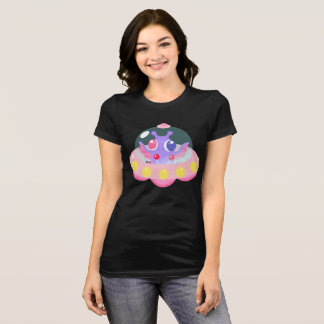 Gepaste T-shirt van de Fee van Kawaii van de