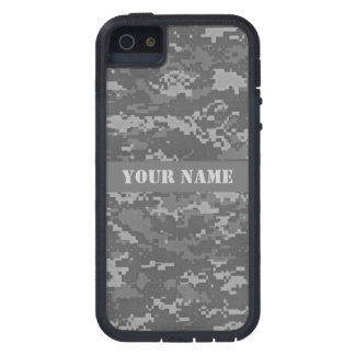 Gepersonaliseerd ACU iPhone5/5S Uiterste van de Ca Tough Xtreme iPhone 5 Hoesje