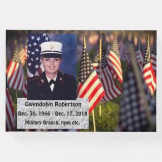 Gepersonaliseerd Gedenkteken AmericanVeteran