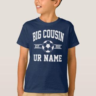 gepersonaliseerd groot neefvoetbal t shirt