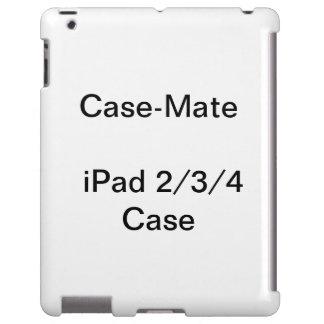 Gepersonaliseerd Hoesje 2, 3, & 4 van CaseMate iPa