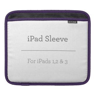 Gepersonaliseerd iPad Sleeve