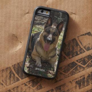 Gepersonaliseerd: iPhone 6 van de Duitse herder ho Tough Xtreme iPhone 6 Hoesje