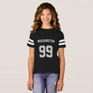 Gepersonaliseerd Jersey T Shirt