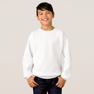 Gepersonaliseerd Kinder XL Sweatshirt