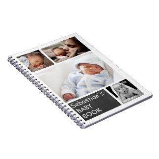 Gepersonaliseerd maak Uw Eigen Baby Notitieboek