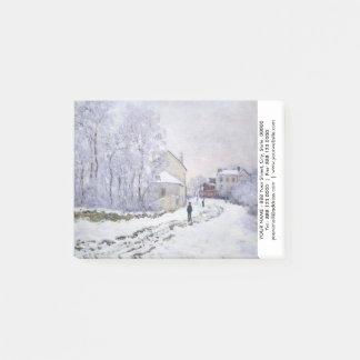 Gepersonaliseerd met de Post-it van Claude Monet Post-it® Notes