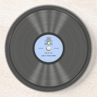 Gepersonaliseerd VinylVerslag Bluegrass Zandsteen Onderzetter