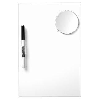 Gepersonaliseerd Whiteboard Met Spiegeltje