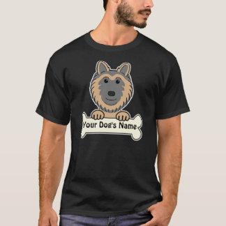 Gepersonaliseerde Belgische Tervuren T Shirt