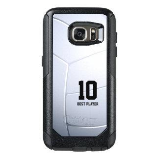 Gepersonaliseerde Beste Speler | van het OtterBox Samsung Galaxy S7 Hoesje