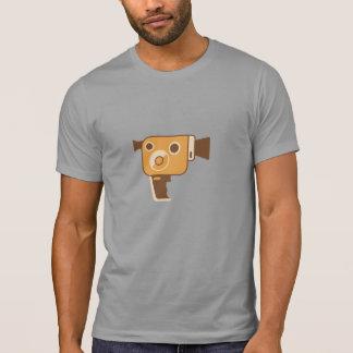 Gepersonaliseerde de Filmcamera van de filmmaker T Shirt
