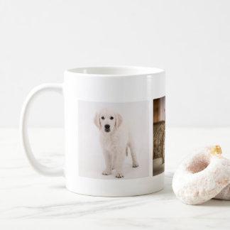 Gepersonaliseerde de foto van het huisdier koffiemok