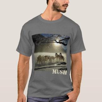 Gepersonaliseerde de Maïsmeelpap van het T Shirt