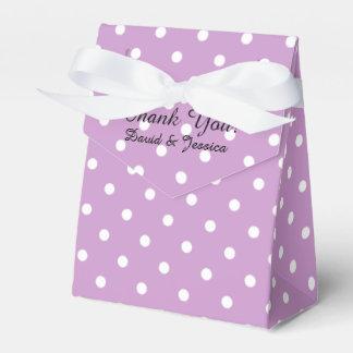 Gepersonaliseerde doos | van de huwelijksgunst bedankdoosjes