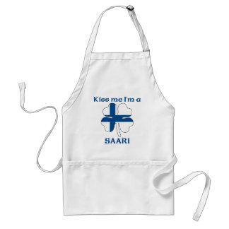 Gepersonaliseerde Fins kust me ik ben Saari Schorten