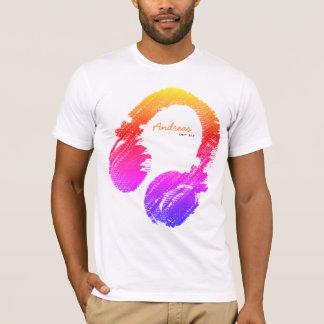 gepersonaliseerde goede vibes van modeDJ T Shirt