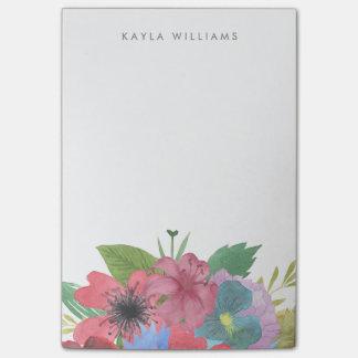 Gepersonaliseerde het Boeket van Wildflower Post-it® Notes