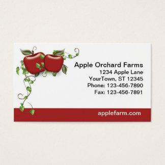 Gepersonaliseerde het Visitekaartje van Apple Visitekaartjes