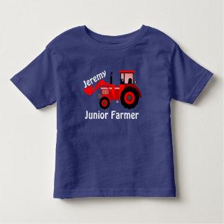 """Gepersonaliseerde """"Ondergeschikte Landbouwer"""" & de Kinder Shirts"""
