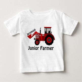 """Gepersonaliseerde """"Ondergeschikte Landbouwer"""" en Baby T Shirts"""