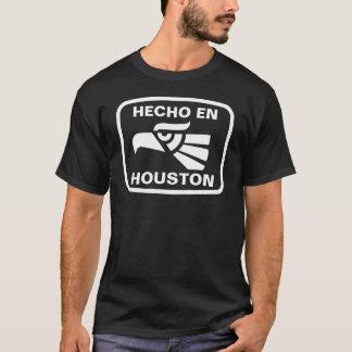 Gepersonaliseerde personalizadodouane van Houston T Shirt