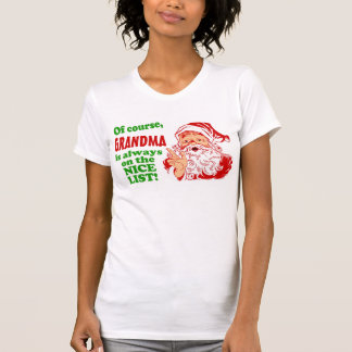 Gepersonaliseerde (uw naam) Kerstmis T Shirt