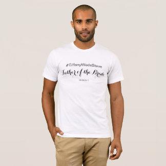 Gepersonaliseerde Vader van de T-shirt van de