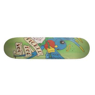 Geplukt voor u 19,7 cm skateboard deck