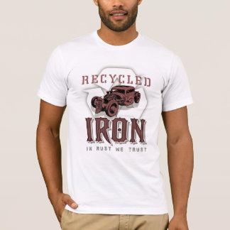 Gerecycleerd Ijzer T Shirt