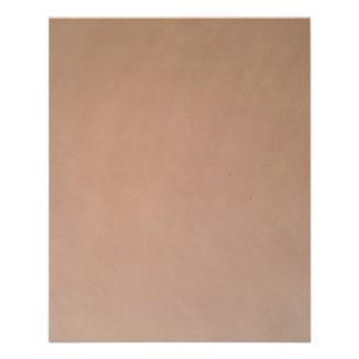 Gerecycleerd klein ziet backgroud eruit flyer 11,4 x 14,2 cm