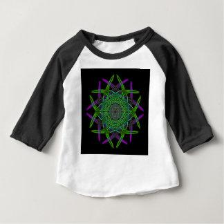 Gerecycleerde Kunst van de Rook (5) Baby T Shirts