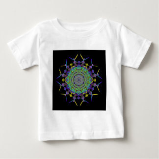 Gerecycleerde Kunst van de Rook (6) Baby T Shirts