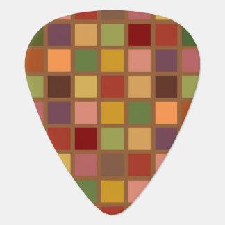 Geregelde de herfst gitaar plectrums 0