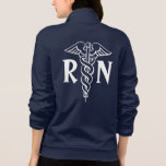 Geregistreerd jasje | RN van de verpleegstersvacht Jack