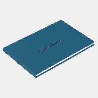 Geregistreerd partnerschap Gastenboek