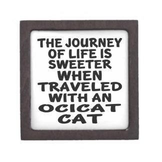 Gereist met Kat Ocicat Premium Cadeau Doosje