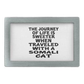 Gereist met Somalische Kat Gespen