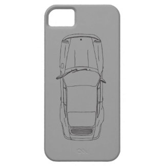 German air cooled glory iPhone 5 cover